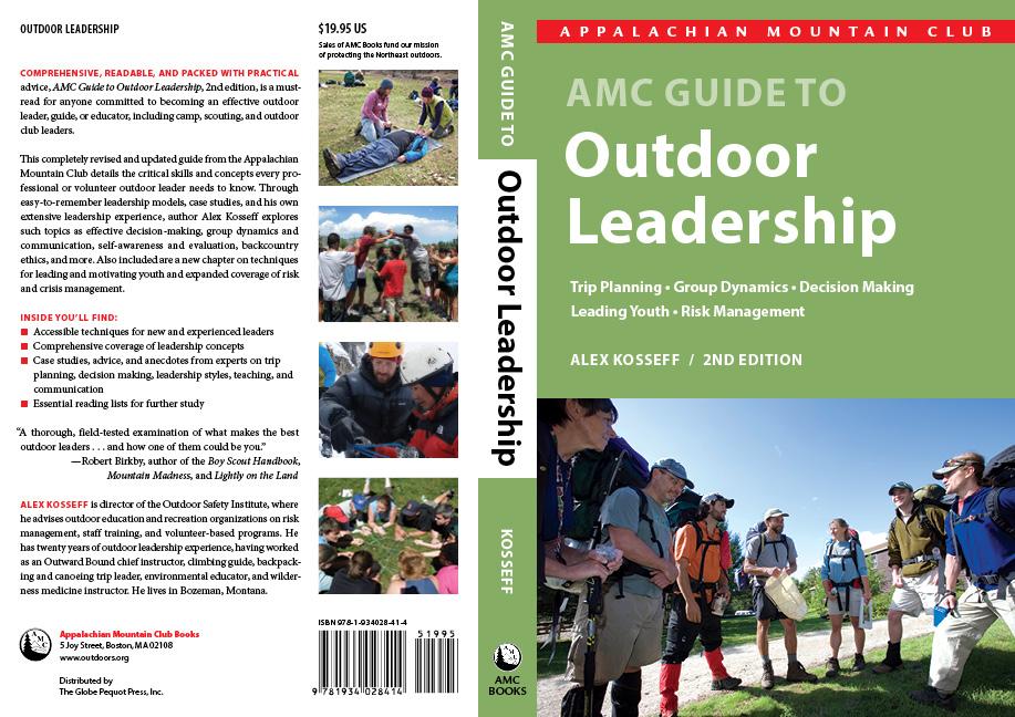 AMC Guide to Outdoor Leadership – Eric Edstam